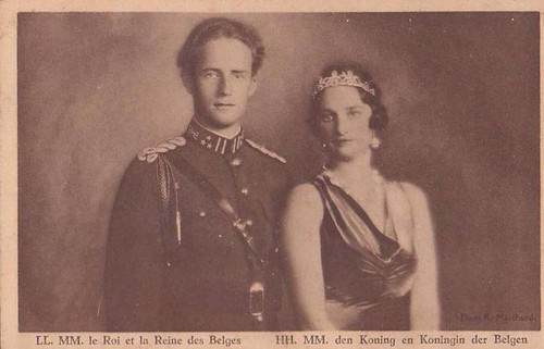 King Leopold III (1901-1983), Queen Astrid (1905-1935) and Princess Lilian (1916-2002) - Page 3 4172379384_99092f72f9