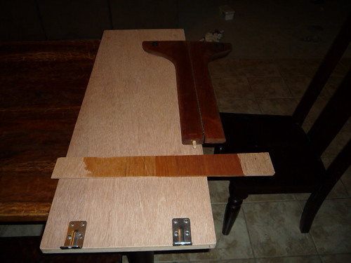 table stain