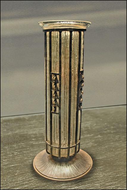 Cendrier Art Deco Verre Avec Decor De Femme Allong Ef Bf Bde