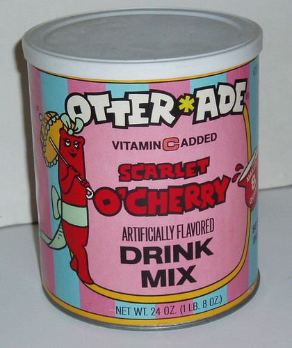 Otter*Ade Scarlet O'Cherry