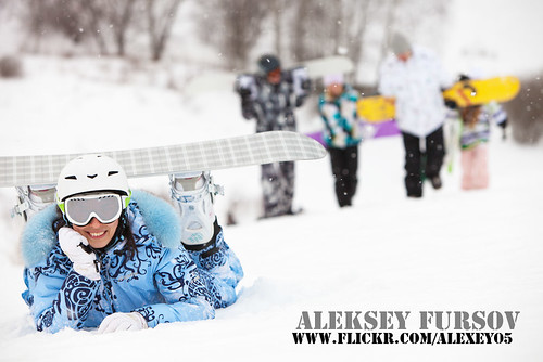 Snowboarders par alexey05