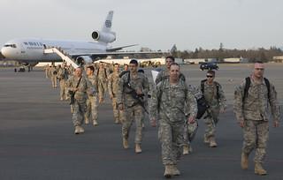 41st Infantry Brigade Combat Team comes home