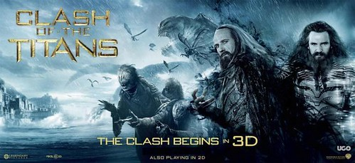 'Clash of the Titans' hits UAE theatres on 22 April