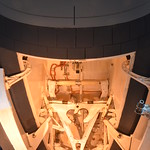 Steven F. Udvar-Hazy Center: Space Shuttle Enterprise (interior of nose landing gear bay)