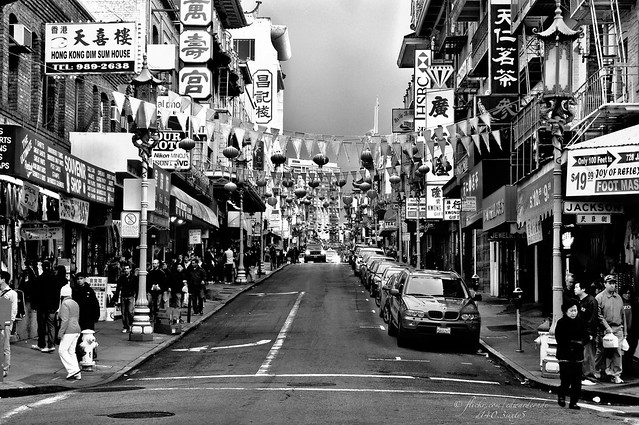 d140.3sixty5 - China Town's Main Drag