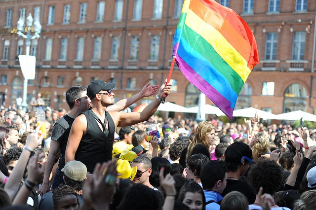 Gay pride 396 - Marche des fiertés ...