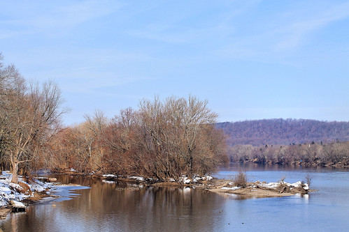 Delaware River at Taylorsville, PA