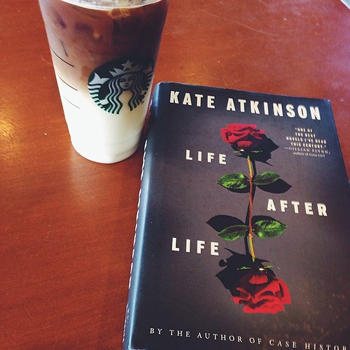 "JUST finished reading ""Life After Life"" by Kate Atkinson. Holy Cow...it was incredible! 5 out of 5."