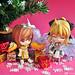 Saber Lily & Kureha Nendoroid