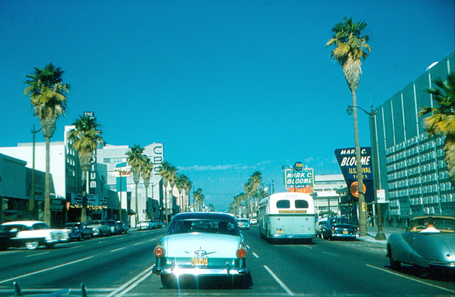 Los Angeles - Wilshire Boulevard