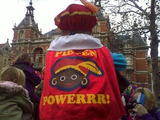he's got the powerrr!