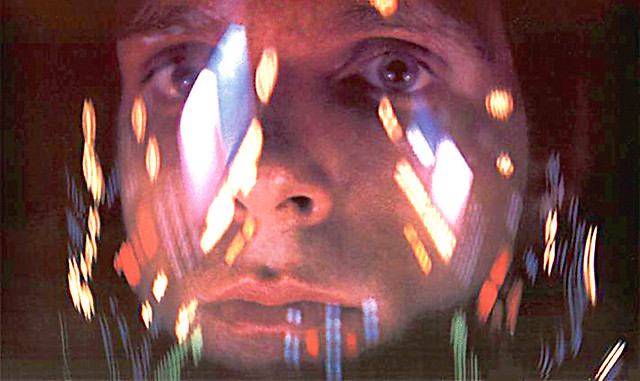 "1968- ""2001"" - astronaut David Bowman"