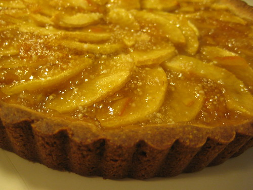 Apple Brown Sugar Tart