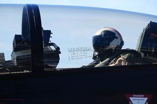 Gen. David H. Petraeus on USS Nimitz