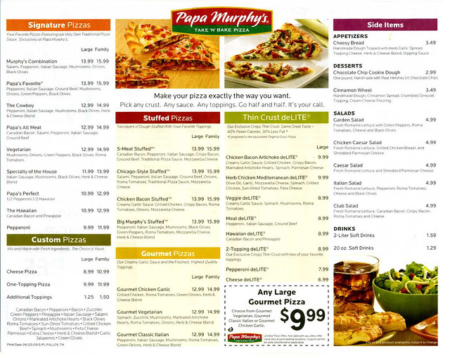 Hideaway pizza coupons