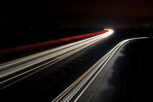 M5 Light Trails #2