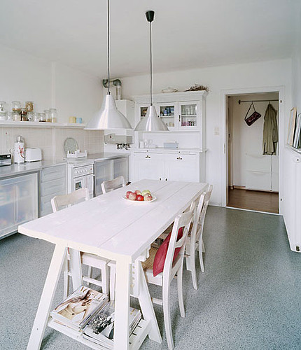 Kitchen via Living Etc.