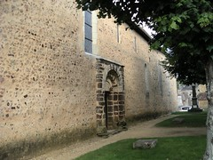 Eglisé d'Asnière sur Vègre