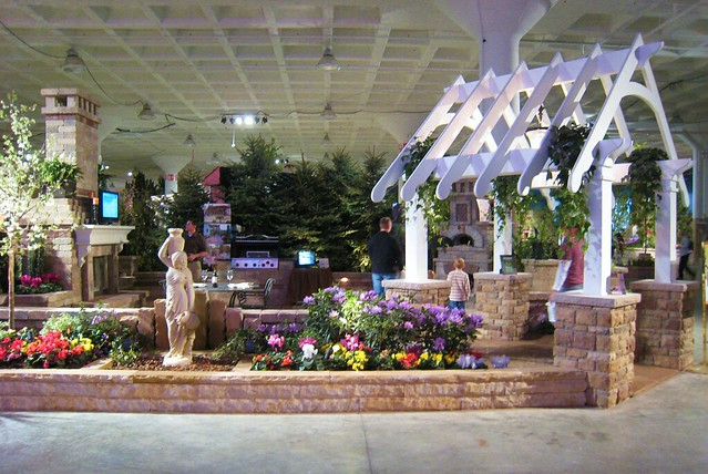 Great Big Home Garden Show Ix Center Cleveland Ohio