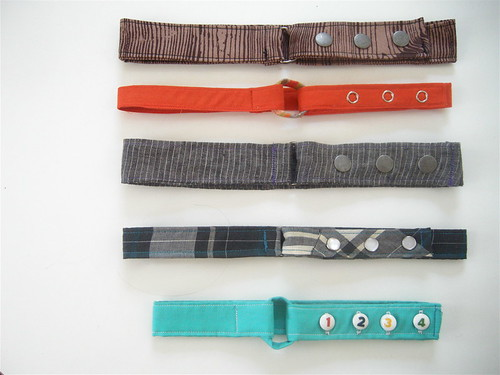 belts sewing tutorial
