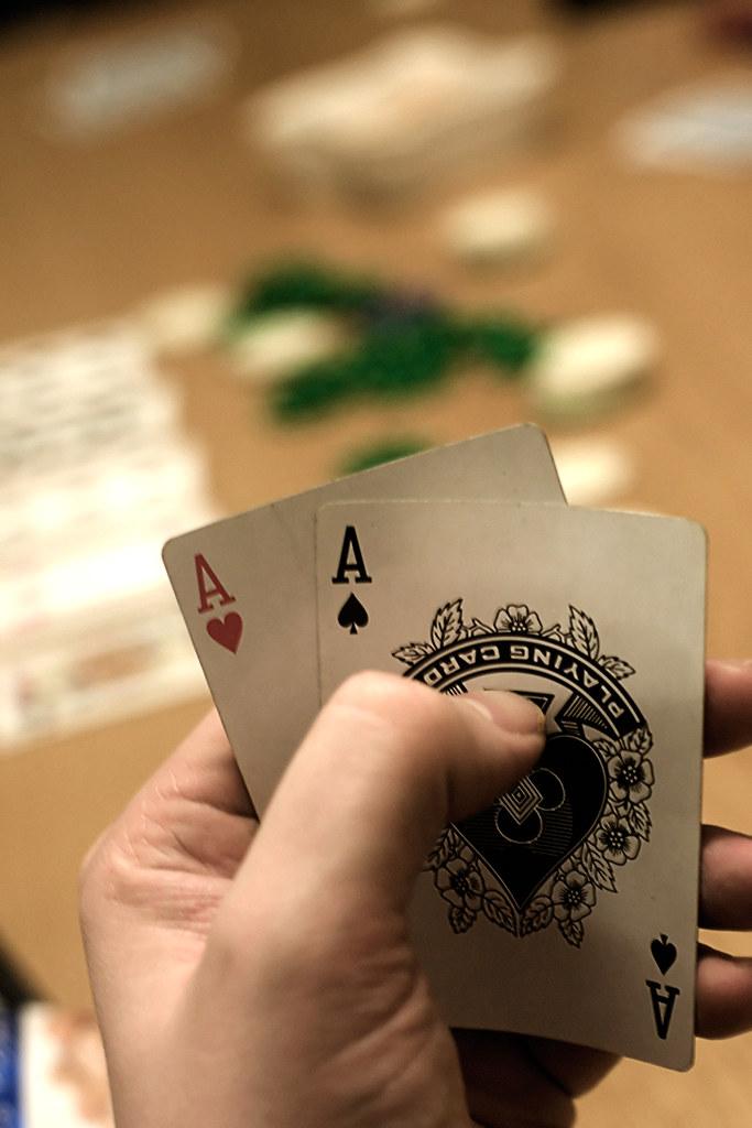 365/50 - The gambler