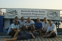 MWSRP team with Vilamendhoo EuroDivers