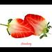 Yummy strawberry by CELIA.....
