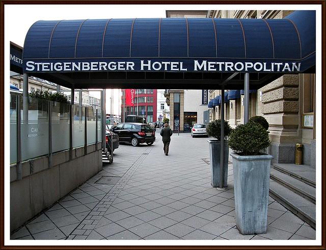 Frankfurt Steigenberger Hotel