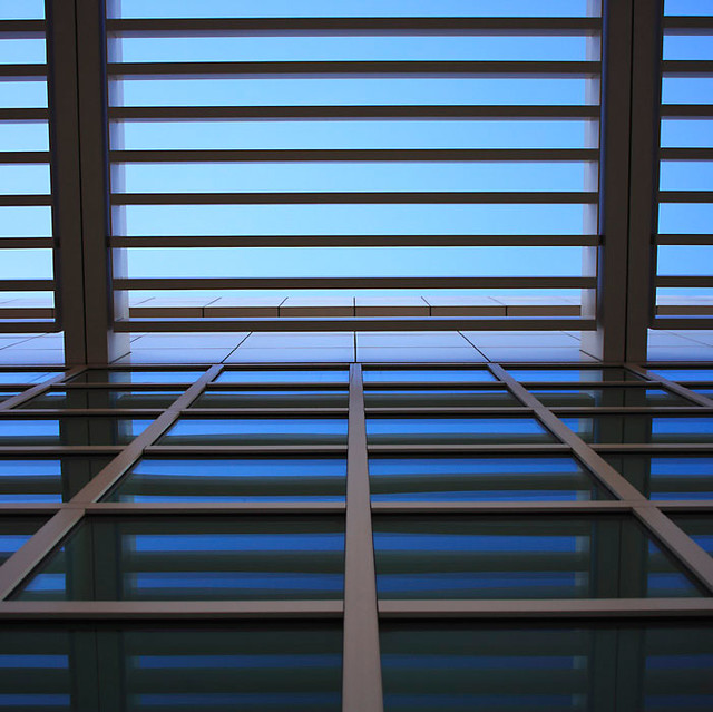 Getty Center Skylight Architectural Detail Flickr