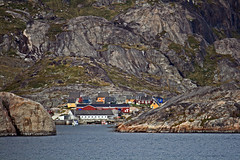 Prince Christian Sound Greenland Settlement
