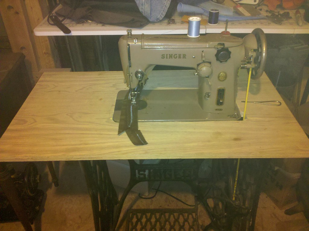 singer 306K in treadle