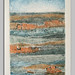 layers 2 collagraph landscape print by starkeyart