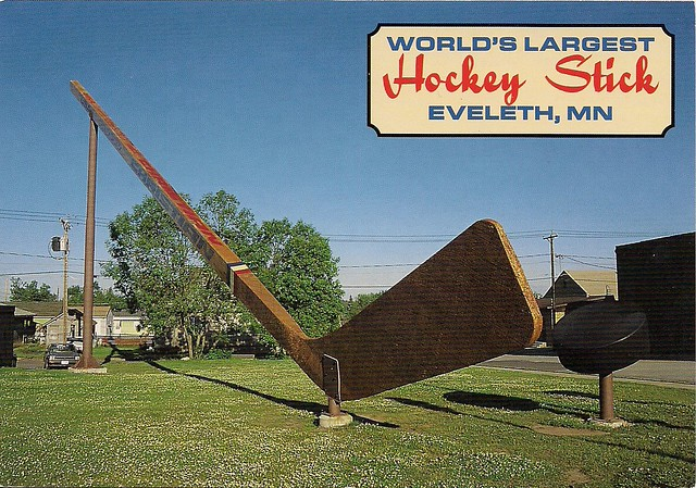 larger than life hockey a gallery on flickr