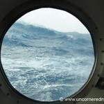 Drake Passage Waves - Antarctica
