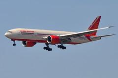 Air India - Boeing 777-200LR Worldliner - VT-ALB - Arunachal Pradesh - John F. Kennedy International Airport (JFK) - April 2, 2010 854 RT CRP