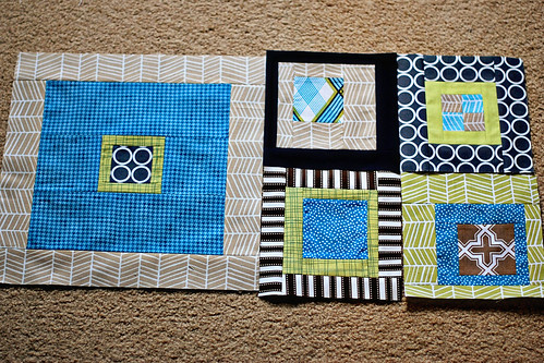 May Blocks - Inspire circle - do. Good Stitches