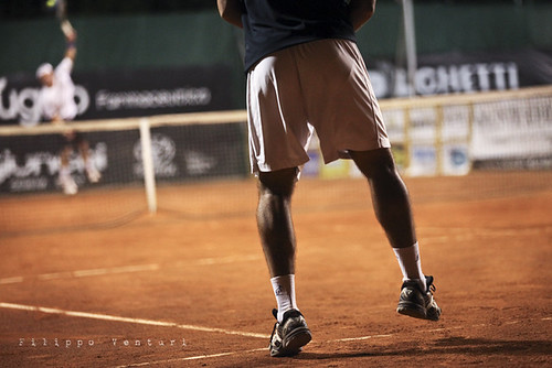 Tennis by Filippo Venturi