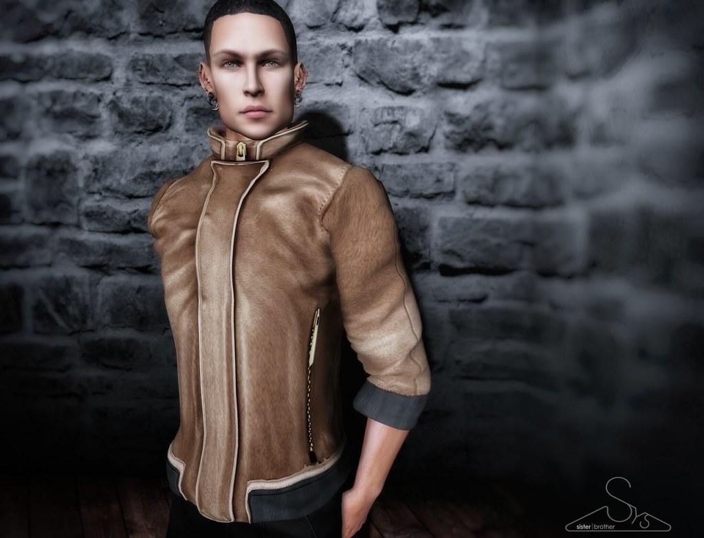 [sYs] GUZZI jacket M - SecondLifeHub.com