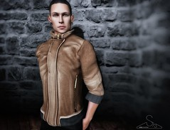 [sYs] GUZZI jacket M