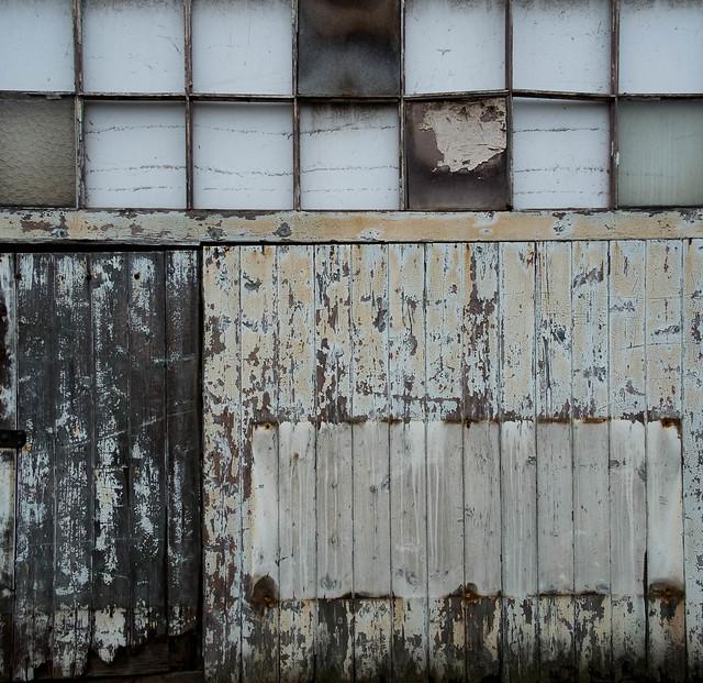 Door, Cleethorpes, 2017