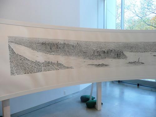 Work In progress- Stephen Wilshire @ Pratt