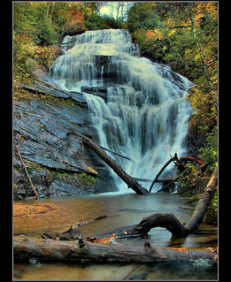 Kings Creek Falls - Oconee, SC