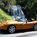 TVR Tuscan by a Waterfall in the Parc National du Mercantour, France