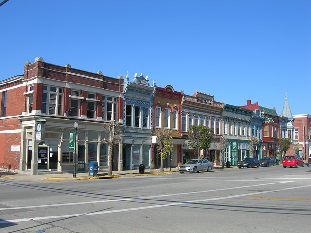 Downtown Georgetown Ontario Restaurants