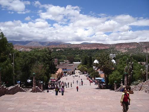 argentina cityscape flickrd sansalvadordejujuy