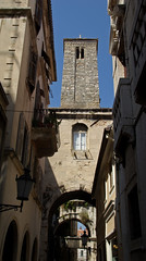 Carrer dins el Palau de Dioclecià, Split