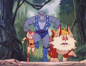 Thundercats Snarf Snarf on Thundercats Panthro  Wilykat  Snarf   Flickr   Photo Sharing