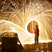 lasso of sparks by Goader