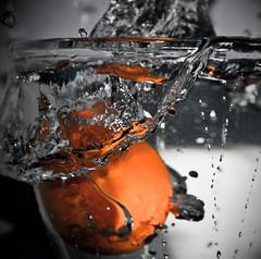 The Splash - Orange