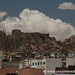 Crags and Sky - La Paz, Bolivia